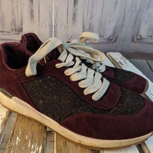 Zara basic womens shoes flats comfort 39 8 sneaker